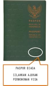 passpor biasa