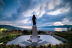 Patung Christina Martatiahahu